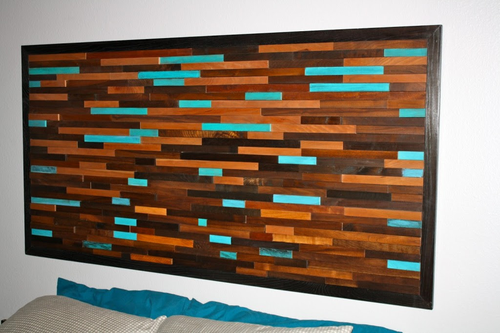 Wall Art Headboard