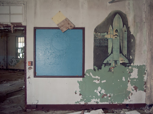 Personal Work: Set 3. Chanute Airforce Base
