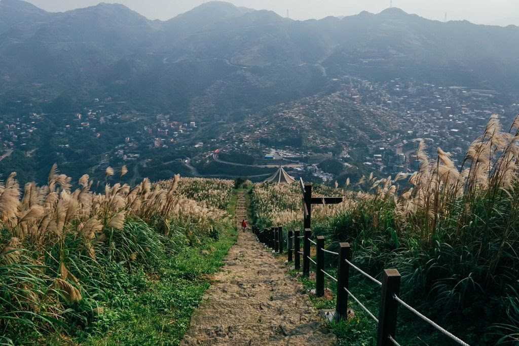 Image result for hiking at mt. keelung