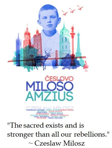 Czeslaw Milosz Sacred