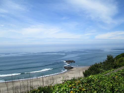 Pacific Ocean at Spanish Head