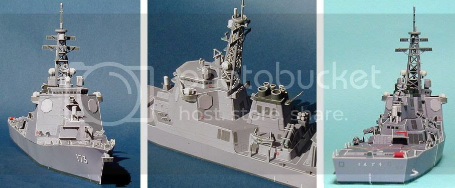photo kongo01 ship papercraft via papermau 004_zpssrcoku7f.jpg