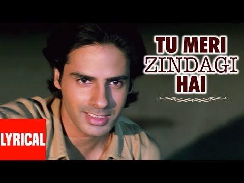 Tu Meri Zindagi Hai Lyrics - तू मेरी ज़िन्दगी है