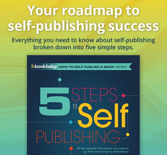 Your roadmap to self-publishing success. Everything you need to know about self-publishing broken down into five simple steps.