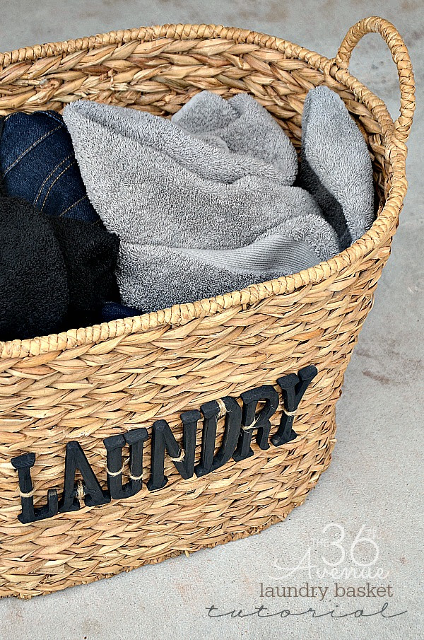 Tips for Designing and Decorating Your Laundry Room - Image via The 36th Avenue | www.andersonandgrant.com