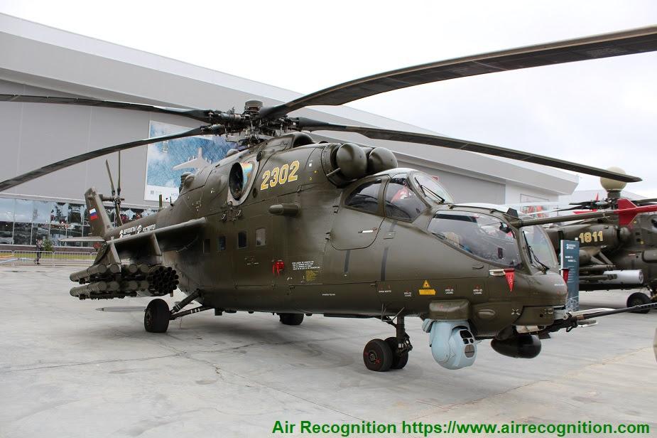 Resultado de imagen para Mi-35MV:
