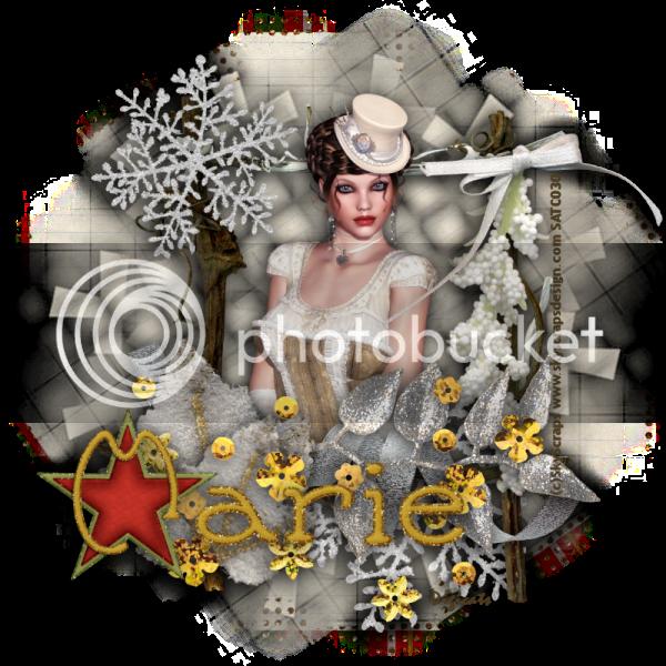 Vintage Noel - Marie