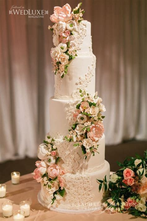 luxury wedding cake   Wedding Decor Toronto Rachel A
