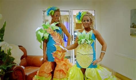Pineapple dress. :D   Yes   Big fat gypsy wedding, Gipsy