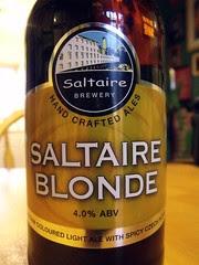 Saltaire, Blonde, England