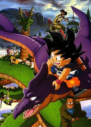 Dragon Ball: El camino hacia el poder [Película] [HD] [Sub Español/Audio Latino] [MEGA]