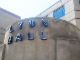 The 'Keep' at Lyon Hall