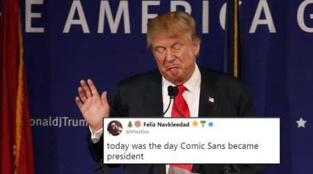 Donald Trump's lawyer used Comic Sans for press statement; Twitterati can't believe it's NOT a joke