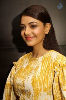 Kajal Agarwal Latest Photos - 4 of 42