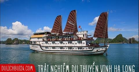 2 Ngày 1 Đêm Trải Nghiệm Trên Du Thuyền Paloma Cruise - Hạ Long