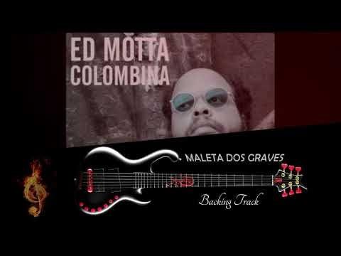 Backing Track pra Contra Baixo - COLOMBINA - PLAY ALONG