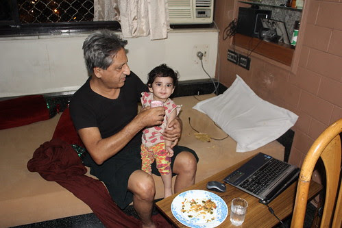 My Grand Daughter Nerjis Asif Shakir Begins My Fast For Me -6 Fast 27 July 2012 by firoze shakir photographerno1