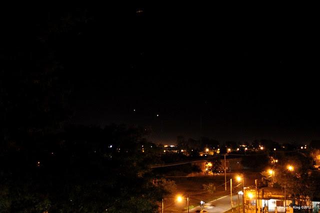 Venus y Júpiter