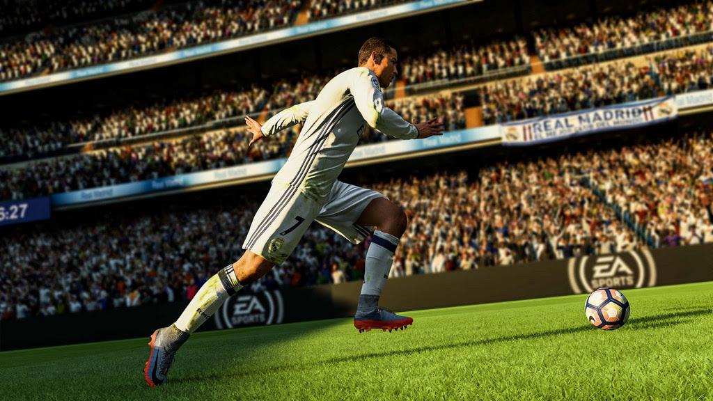 FIFA 18 will be kicking off in September screenshot