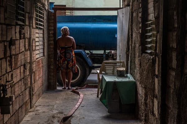 An Inside Look at Cuba's Constant Struggle for Clean Water