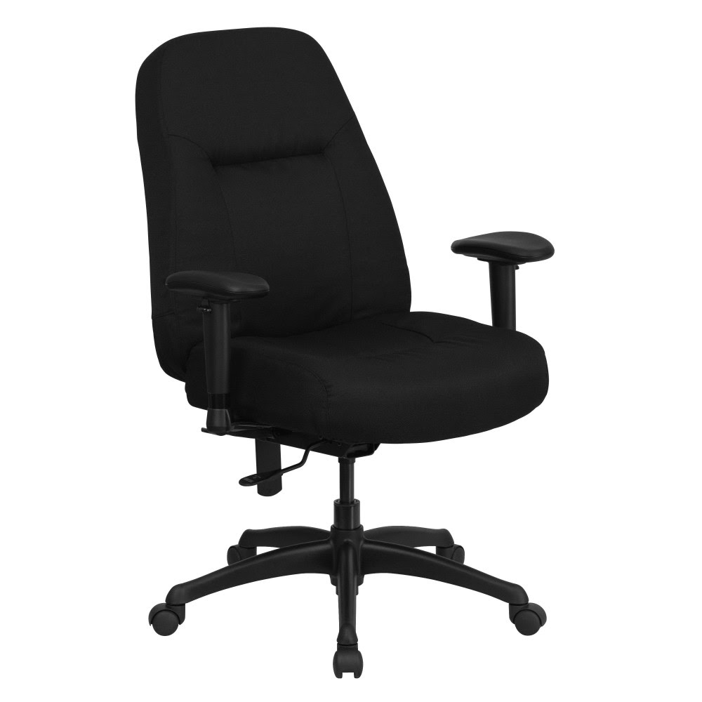 Flash Furniture WL726MGBKAGG HERCULES Series 500 Lb