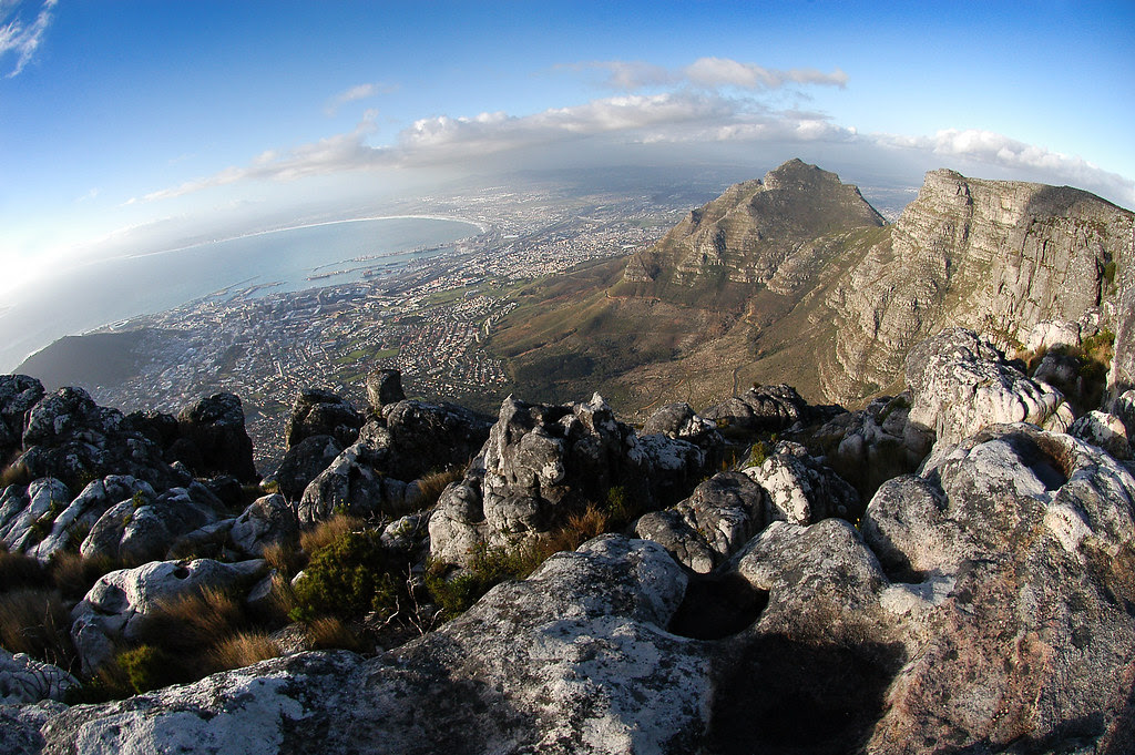 CAPE TOWN :: Table Mountain : 6