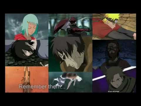 Naruto The Fall Of Nine Jinchriki YouTube