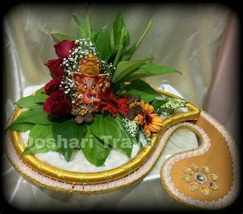 Betel leaf Wedding, engagement,    Engagement Tray