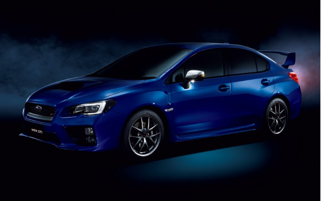 61 kB · jpeg, Subaru Launches New WRX S4 And WRX STI Type S In Japan ...