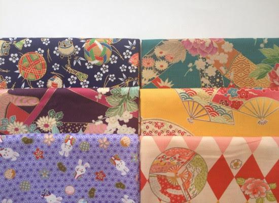 Tanabata Japanese fabrics