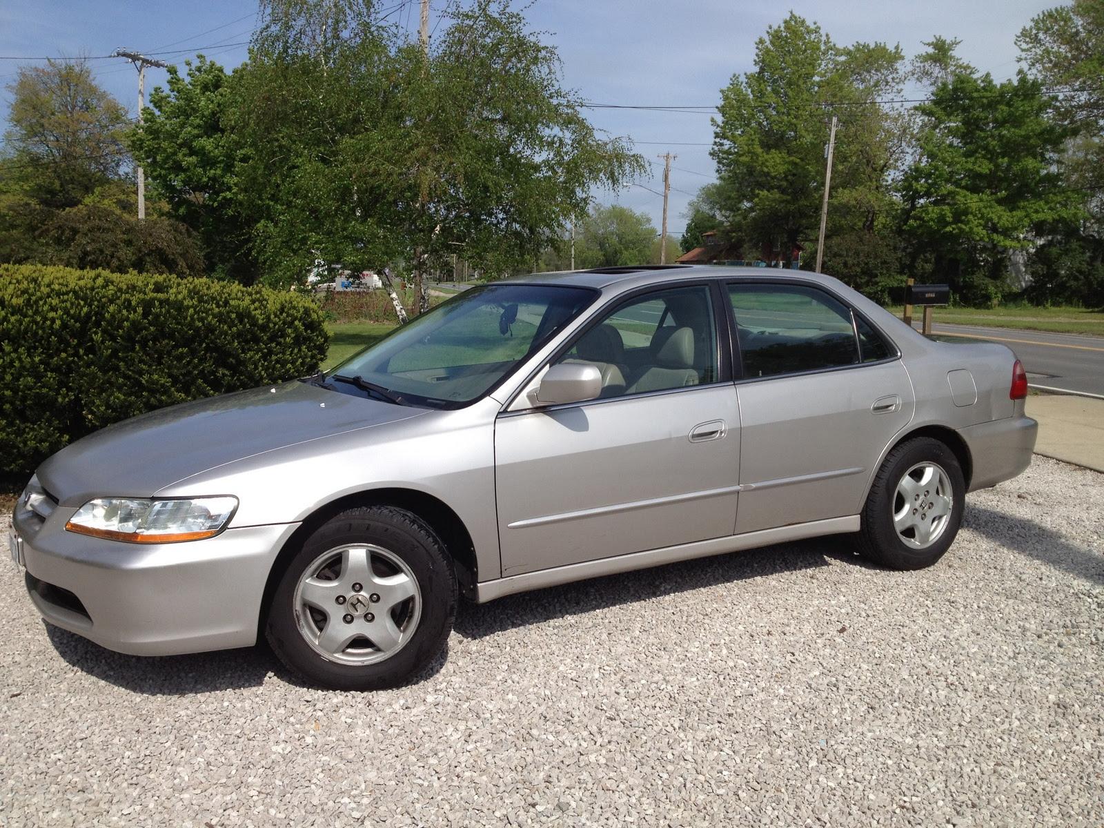 1999 Honda Accord Information And Photos Momentcar