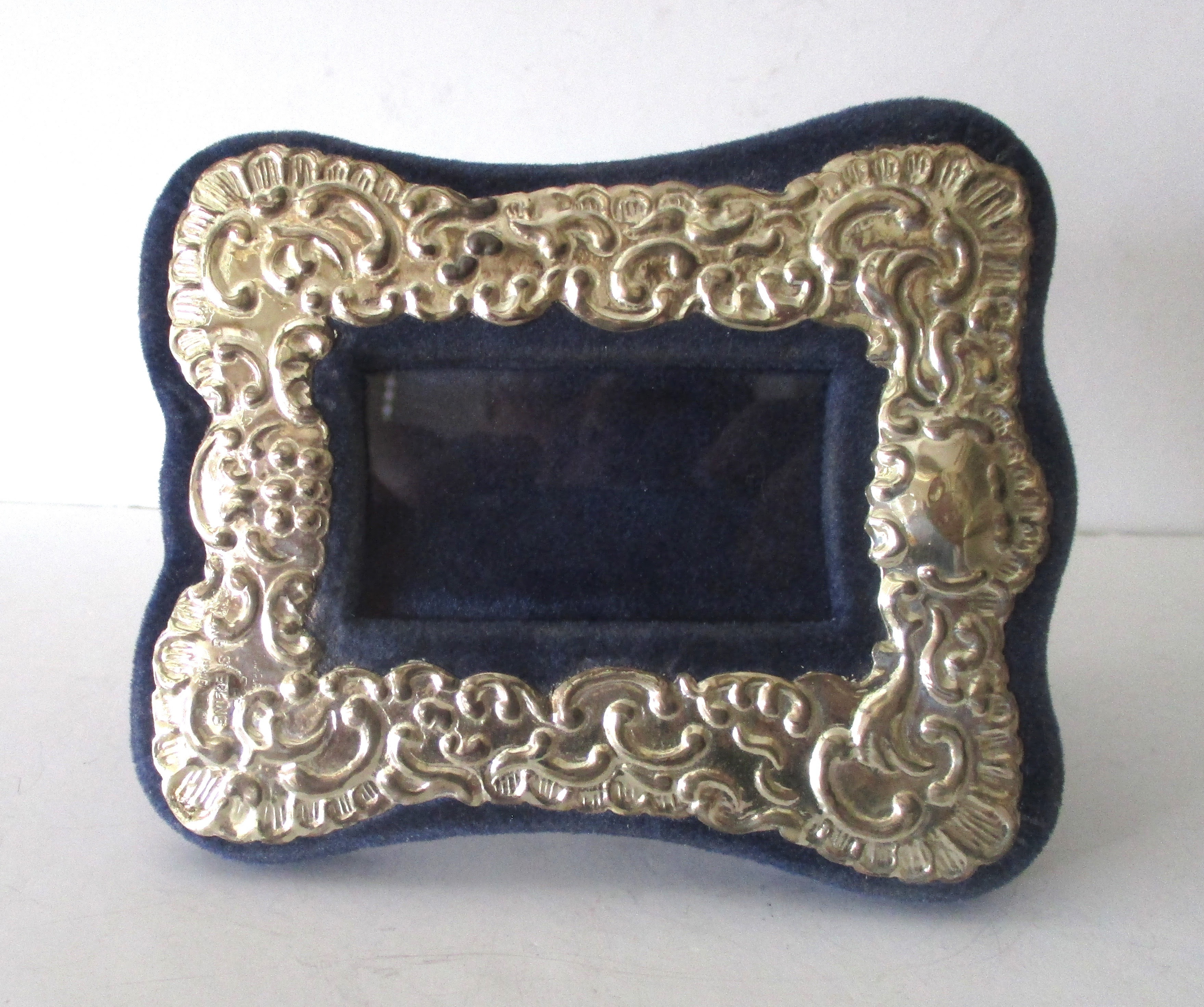 Vintage Small Sterling Silver Frame For Sale Antiquescom