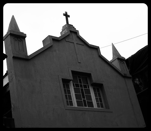 St Josephs Chapel Bandra Bazar Road by firoze shakir photographerno1