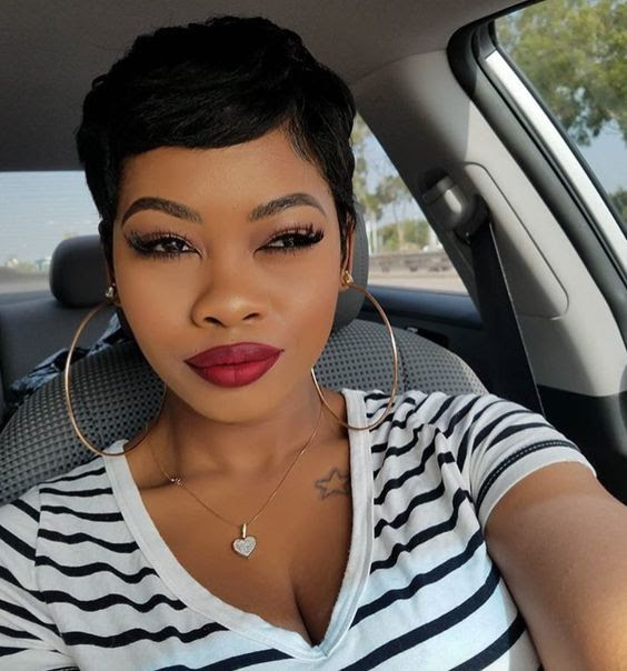 2018 Short Spring and Summer Hairstyles For Black Women ...