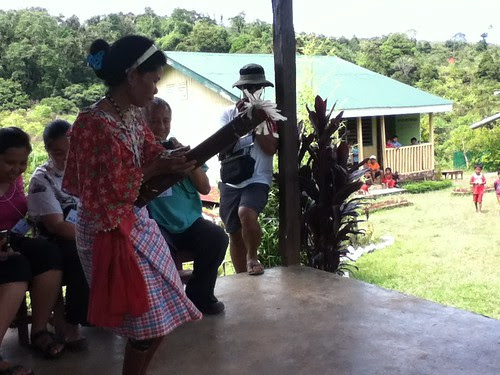 manobo song and dance