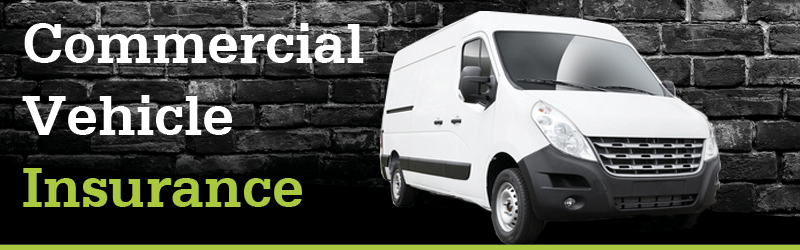 Commercial Vehicle Insurance - Insurance for Commercial Vehicles