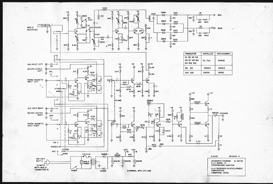 carvin x100b schematic image 10