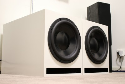 Subwoofers Parts Express Project Gallery