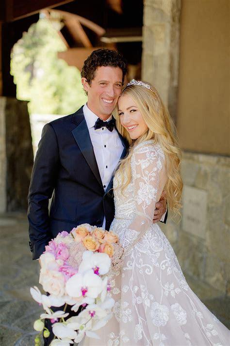 Designer, Hayley Paige Wedding Photos