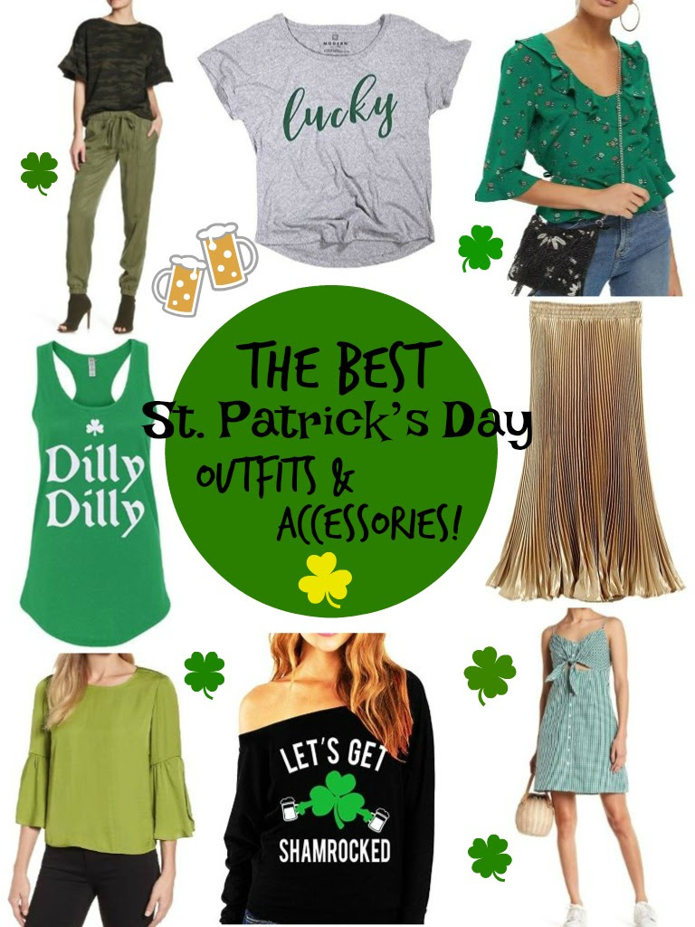 St Patricks Day Outfit Ideas Kingdomofsequins