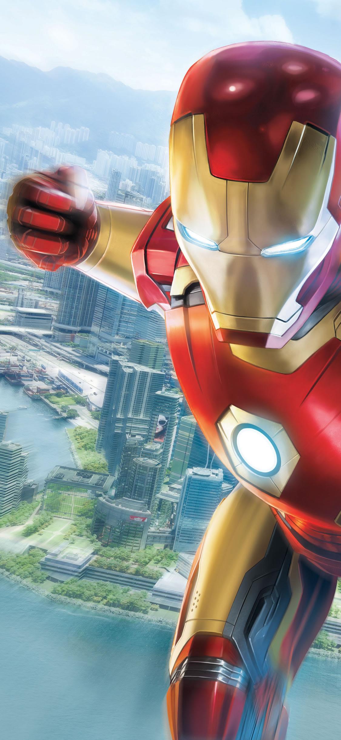 アイアンマンの経験香港ディズニーランドiphonex壁紙 Iphoneチーズ