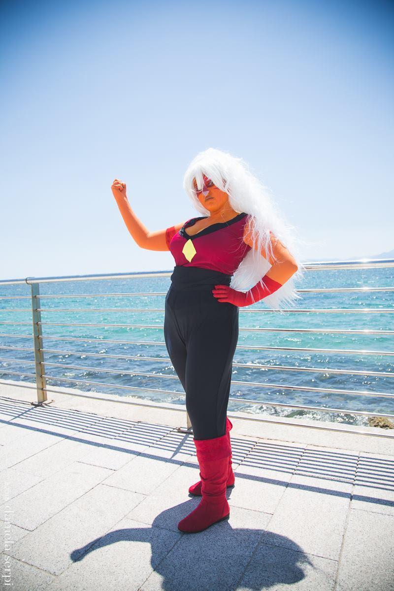 My Jasper cosplay! ph. Fabrizio Carta , Daniela Serpi