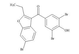 Benzbromarone Impurity B