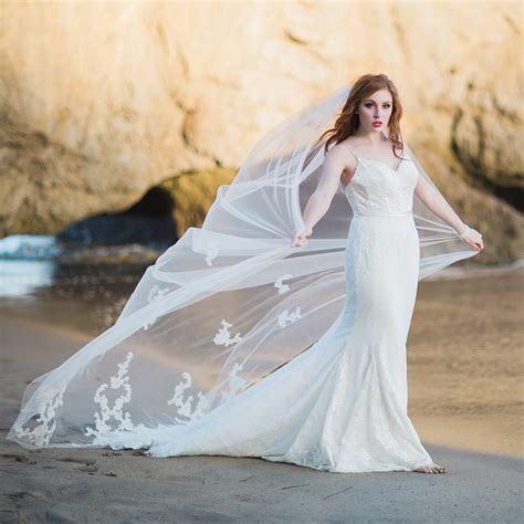 Veil For Beach Wedding
