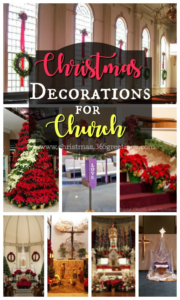 30 Church Christmas Decorations Ideas And Images Christmas Celebration All About Christmas