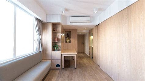 small hong kong apartment   tech ideas  maximize