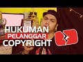 Jenis Pelanggaran Copyright atau Hak Cipta Video Youtube