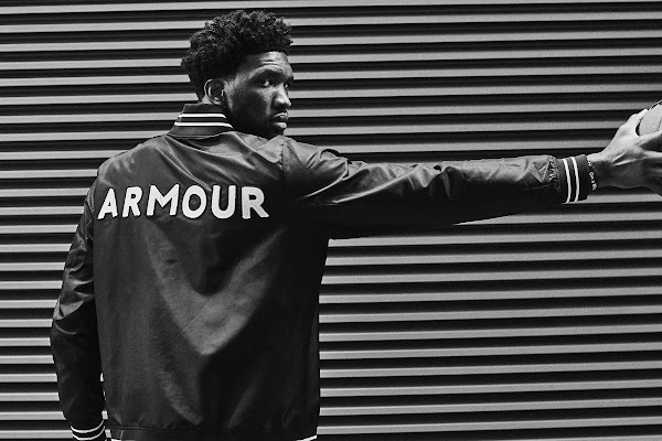 e3b4a5393 Google News - Joel Embiid signs with Under Armour - Overview