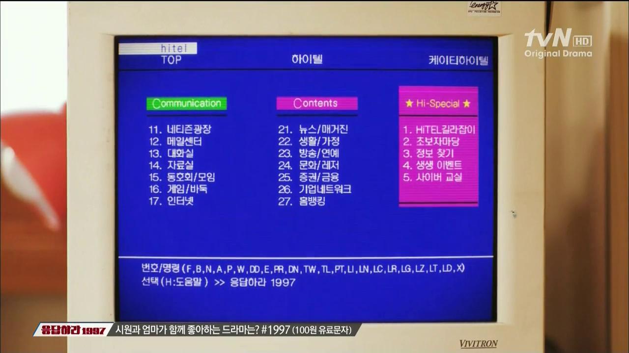 Internet jaman 1997