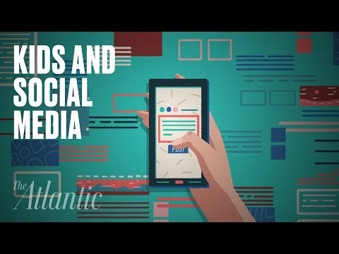 Watch: The Problem with Parents, Kids, and Social Media